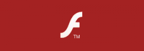 Flash Logo header