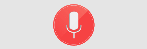 OpenMic for Google Now header