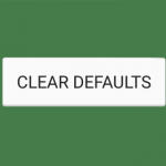 Android — Clear Default Apps